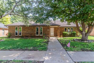 Randall County Single Family Home For Sale: 7017 Fulham Dr