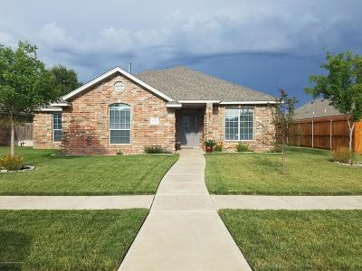 Randall County Single Family Home For Sale: 8415 Addison Dr