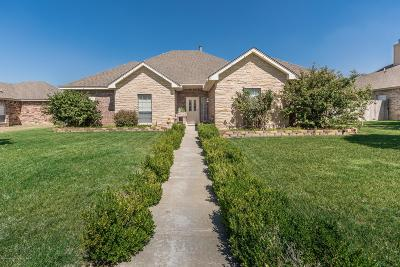 Amarillo Single Family Home For Sale: 1502 Timothy Ln
