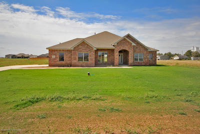 Bushland Single Family Home For Sale: 2350 Ginger Dr