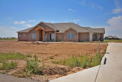 Bushland Single Family Home For Sale: 2450 Ginger Dr
