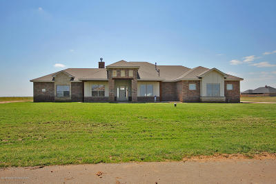 Bushland Single Family Home For Sale: 18601 Willow Way Rd