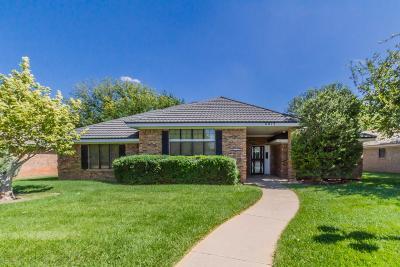 Amarillo Single Family Home For Sale: 4015 Montague Dr