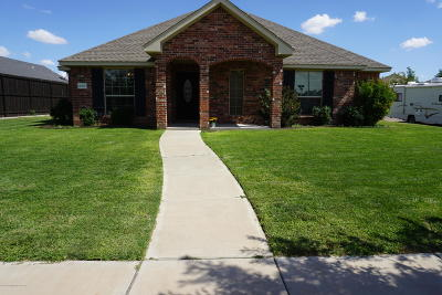 Amarillo Single Family Home For Sale: 6509 Lexis St