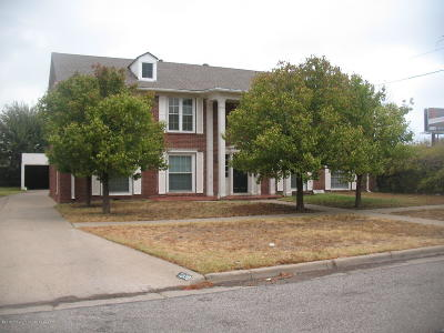 Amarillo Multi Family Home For Sale: 1000 SW 11th Ave