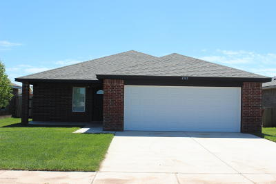 Amarillo Single Family Home For Sale: 4905 Eberly St
