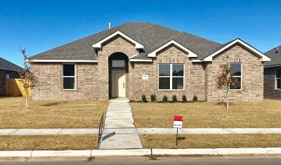 Amarillo Single Family Home For Sale: 2906 Knoll Dr