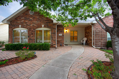 Amarillo Single Family Home For Sale: 7902 Legend Ave