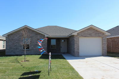 Amarillo Single Family Home For Sale: 4909 Eberly St