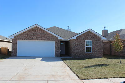 Amarillo Single Family Home For Sale: 4911 Eberly St