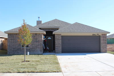 Amarillo Single Family Home For Sale: 4913 Eberly St