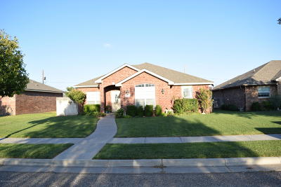 Amarillo Single Family Home For Sale: 4415 Ross St
