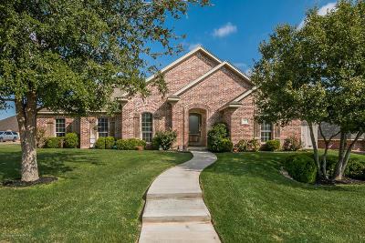 Amarillo Single Family Home For Sale: 6906 Longleaf Ln