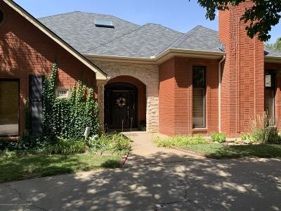 Randall Single Family Home For Sale: 7729 Baughman Dr