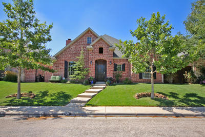 Potter County, Randall County Single Family Home For Sale: 7707 Pilgrim Dr