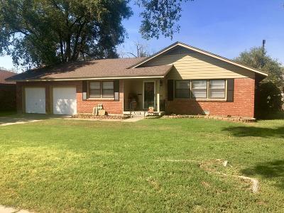 Amarillo Single Family Home For Sale: 3006 Mockingbird Ln