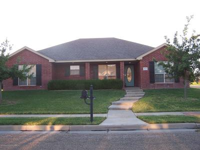 Randall Single Family Home For Sale: 8100 Little Rock Dr