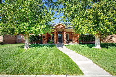 Randall Single Family Home For Sale: 8104 Barstow Dr