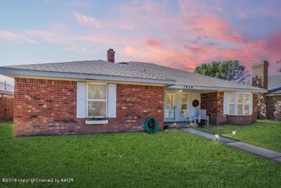Canyon Single Family Home For Sale: 1030 Cimarron Trl