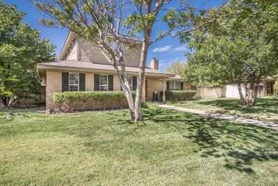 Amarillo Single Family Home For Sale: 4410 Chandler Dr