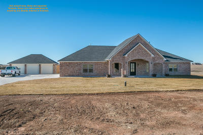 Amarillo Single Family Home For Sale: 15350 Penny Ln