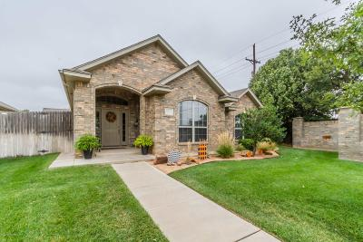 Potter County, Randall County Single Family Home For Sale: 6000 Greenways Dr