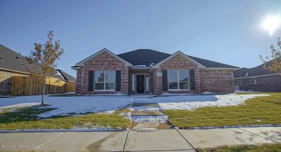 Amarillo Single Family Home For Sale: 2907 Portland Ave