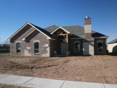 Amarillo Single Family Home For Sale: 3006 Portland Ave