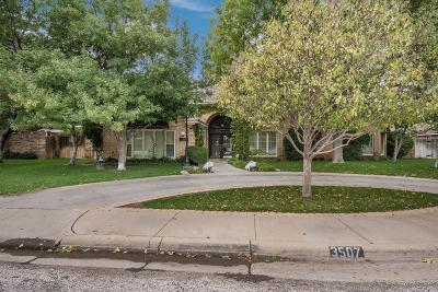 Randall County Single Family Home For Sale: 3507 Kensington Pl
