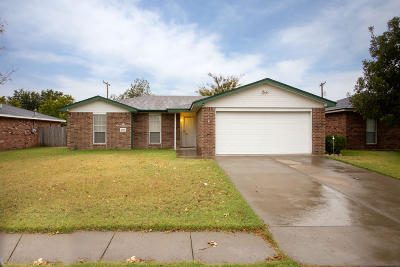 Amarillo Single Family Home For Sale: 5216 Capulin Ln