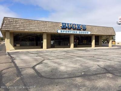 Randall County Commercial For Sale: 4324 45th SW Ave