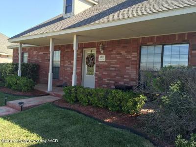 Amarillo Single Family Home For Sale: 6311 Travis St