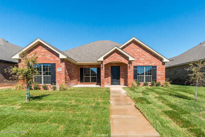 Amarillo Single Family Home For Sale: 9306 Kori Dr