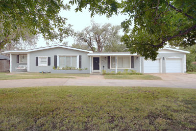 Amarillo Single Family Home For Sale: 2008 Teckla Blvd
