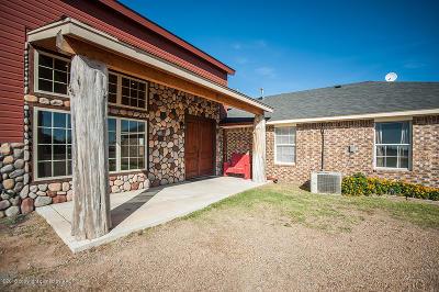 Amarillo Single Family Home For Sale: 19200 Laramie Dr