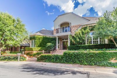 Amarillo Single Family Home For Sale: 12 Willow Bridge Dr