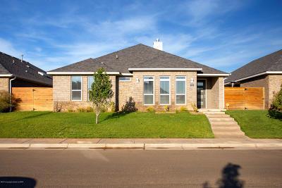 Amarillo Single Family Home For Sale: 7912 Zoe Dr