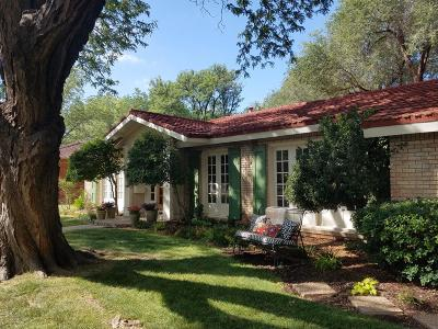 Amarillo Single Family Home For Sale: 3222 Crockett St