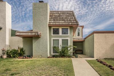 Amarillo Condo/Townhouse For Sale: 3129 Fleetwood Dr