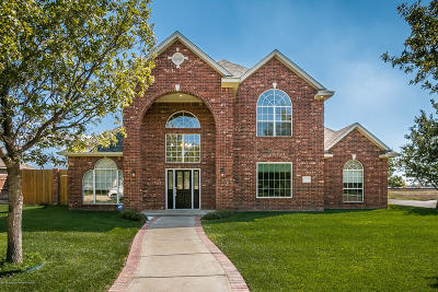 Randall County Single Family Home For Sale: 7509 Countryside Dr