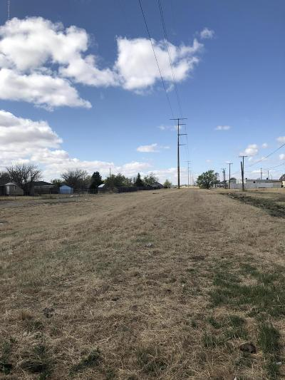 Amarillo Residential Lots & Land For Sale: Tx-136