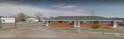 Amarillo Multi Family Home For Sale: 5924 NE 9th Ave