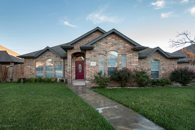 Amarillo Single Family Home For Sale: 4007 San Angelo Ave