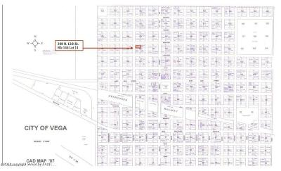 Vega Residential Lots & Land For Sale: 308 12th N Ave