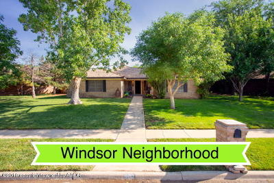 Randall County Single Family Home For Sale: 6012 Norwich Dr