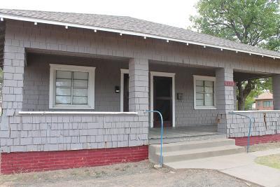 Amarillo Multi Family Home For Sale: 803 S Madison St