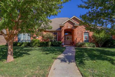 Amarillo Single Family Home For Sale: 6107 Brianna Dr