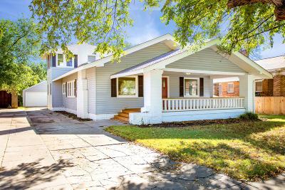 Amarillo Single Family Home For Sale: 1919 Harrison St