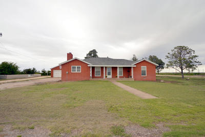 Happy Single Family Home For Sale: 4400 Fm 1705 W