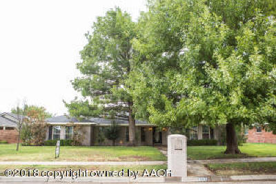 Amarillo Single Family Home For Sale: 6702 Sandie Dr